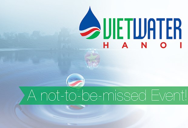 Celebraran en Hanoi Exposicion internacional de abastecimiento de agua Vietwater-2019 hinh anh 1