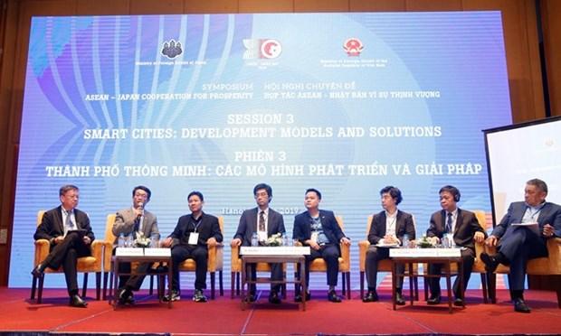 Simposio busca fortalecer asociacion estrategica ASEAN-Japon hinh anh 1