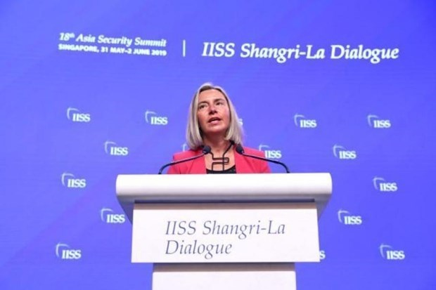 Es hora de firmar Acuerdo de Asociacion con Vietnam, afirma jefa de la diplomacia europea hinh anh 1