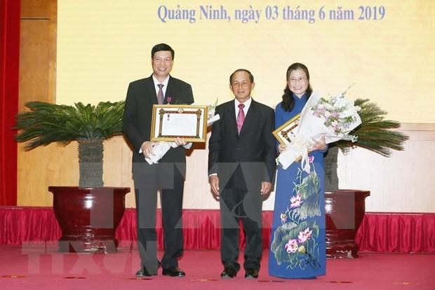 Impulsan Vietnam y Laos cooperacion interprovincial hinh anh 1
