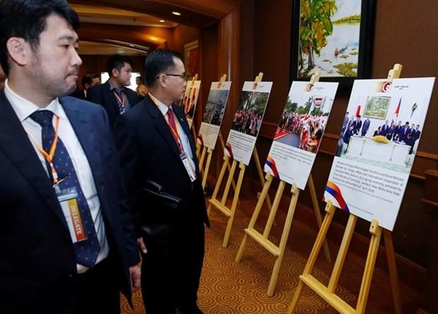 Inauguran Conferencia de cooperacion ASEAN-Japon hinh anh 1