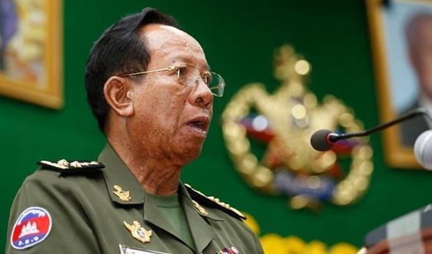Critica Camboya comentarios del primer ministro de Singapur en Dialogo de Seguridad de Shangri-La hinh anh 1
