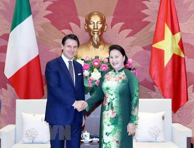 Italia apoya candidatura de Vietnam al Consejo de Seguridad de la ONU hinh anh 1