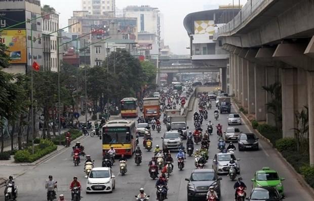 Desarrollan en capital de Vietnam acciones para reducir la emision de gases de efecto invernadero hinh anh 1