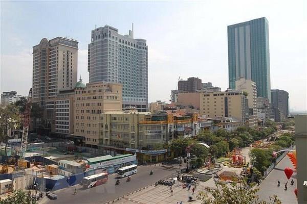 Capto Ciudad Ho Chi Minh mas de 2,7 mil millones de dolares de capital foraneo en primeros cinco meses de 2019 hinh anh 1