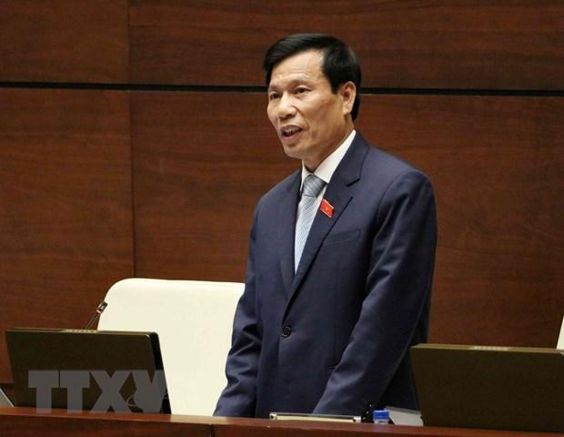 Ministro vietnamita habla de la competitividad del sector turistico nacional hinh anh 1