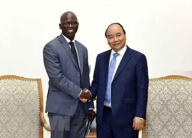 Premier vietnamita pide asesoramiento del Banco Mundial para el desarrollo de alta tecnologia hinh anh 1