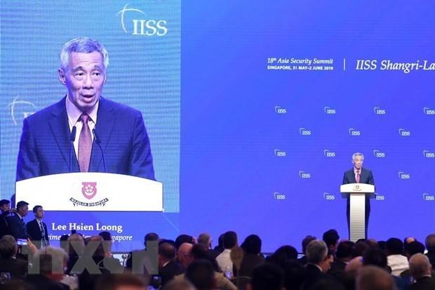 Declaracion del primer ministro singapurense es irrespetuosa con las victimas del Khmer Rojo, dice periodico camboyano hinh anh 1