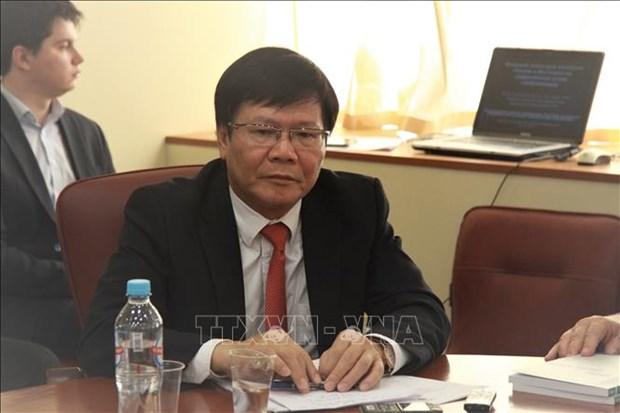Destacan potencialidades de cooperacion entre Vietnam y Rusia hinh anh 1
