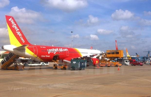 Ofrece aerolinea vietnamita de bajo costo boletos de super ahorro hinh anh 1