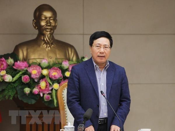 Rinde cuenta viceprimer ministro de Vietnam ante el Parlamento hinh anh 1