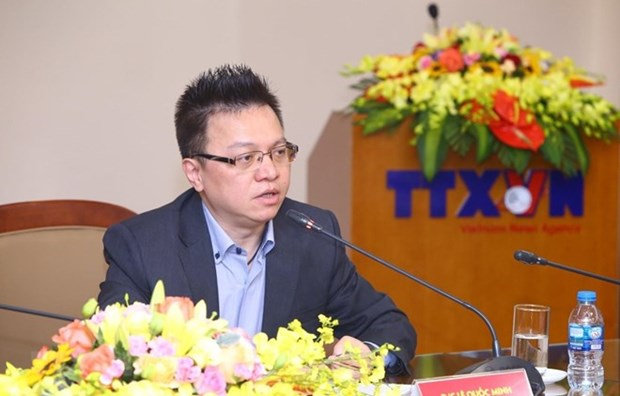 Los premios de informacion al exterior han ampliado su alcance, afirma subdirector general de VNA hinh anh 1