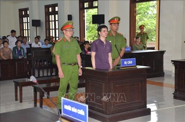 Condenan en Vietnam a un individuo a seis anos de prision por actos contra el Estado hinh anh 1