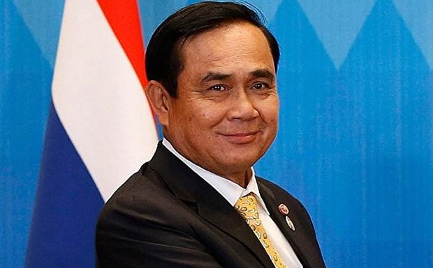 Felicita Vietnam al premier Prayut Chan-o-cha por su reeleccion hinh anh 1