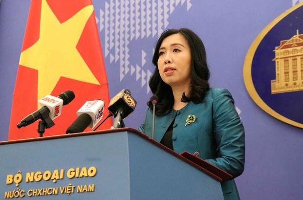 Ratifican soberania de Vietnam sobre archipielagos en Mar del Este hinh anh 1