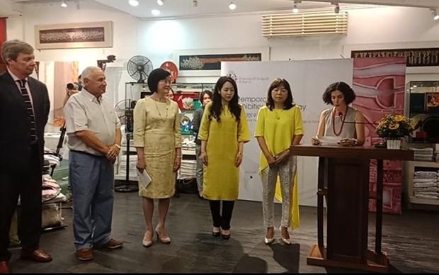 Presentan en Vietnam muestra de la cultura uruguaya hinh anh 1