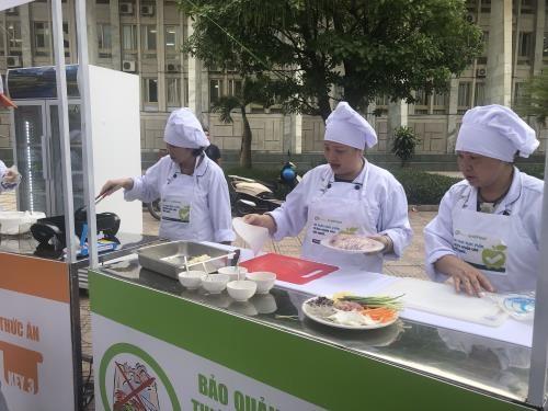 Celebran en Vietnam el Dia mundial de la Inocuidad de los Alimentos hinh anh 1