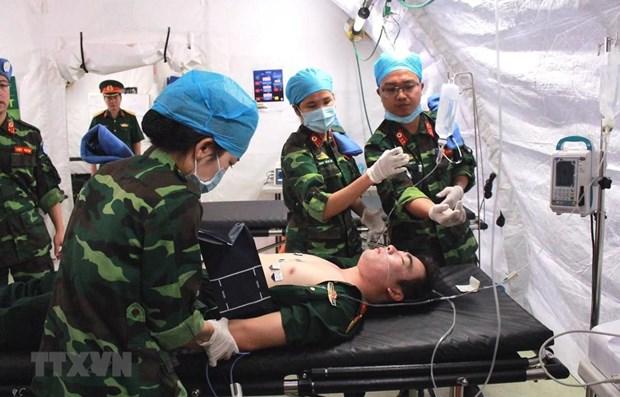 Aumentara Vietnam cooperacion internacional en las misiones de paz de la ONU hinh anh 1