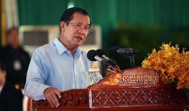 Critica jefe del Gobierno camboyano declaracion de premier singapurense contra su pais y Vietnam hinh anh 1