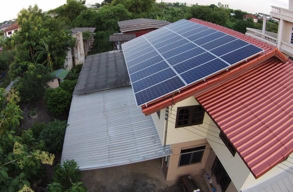 Impulsa Tailandia la generacion domestica de energia solar hinh anh 1