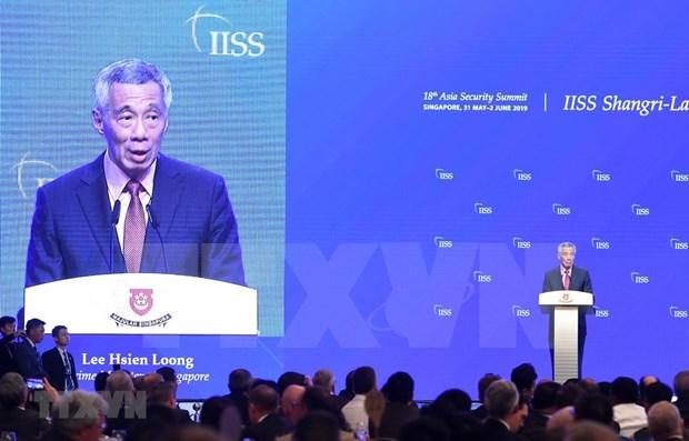 Ratifica Singapur compromiso con relaciones con Camboya y Vietnam hinh anh 1