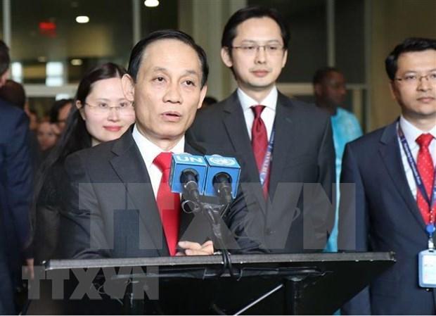 La eleccion al Consejo de Seguridad de ONU muestra posicion de Vietnam en comunidad internacional hinh anh 1
