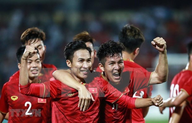 Vietnam derrota a Myanmar 2-0 en partido amistoso hinh anh 1