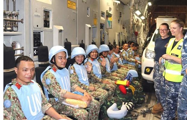 Vietnam es socio confiable por la paz duradera, afirma su maximo dirigente politico hinh anh 1