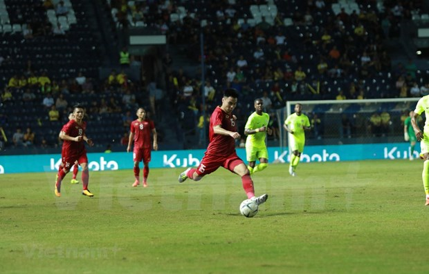 Vietnam perdio la final de Copa del Rey ante Curazao hinh anh 1