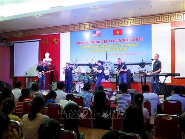 Mejoran comprension cultural entre Vietnam y Estados Unidos hinh anh 1