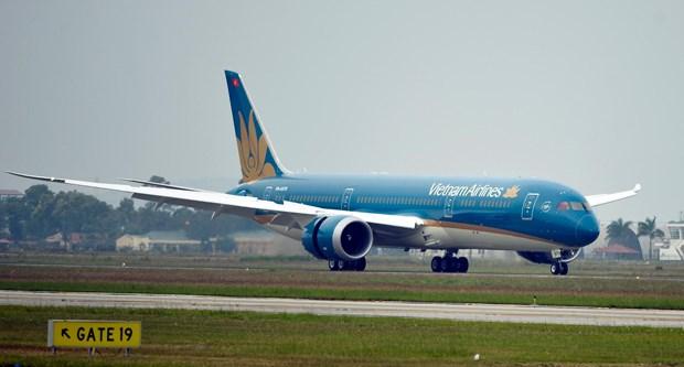 Implementan Vietnam Airlines y Aeroflot acuerdo de codigo compartido hinh anh 1
