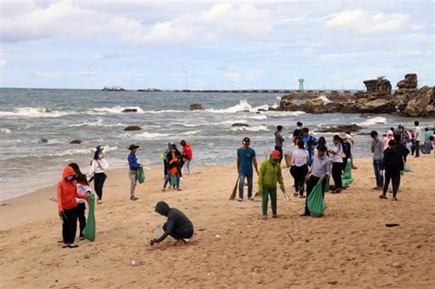 Lanzan en Vietnam nueva campana para preservar el medio ambiente hinh anh 1