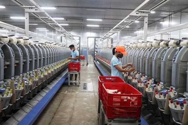 Vietnam crecera 6,7 por ciento en 2019, segun informe de instituto britanico ICAEW hinh anh 1
