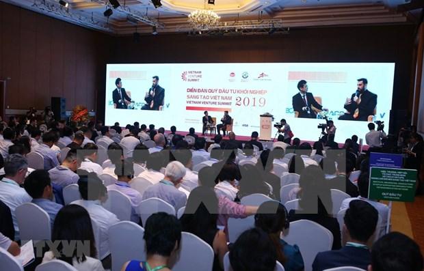 Crecieron las inversiones en empresas emergentes en Vietnam durante 2018 hinh anh 1