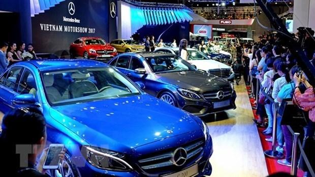 Organizara Vietnam Exposicion Internacional de Vehiculos de Transporte, Carga e Industria Auxiliar 2019 hinh anh 1