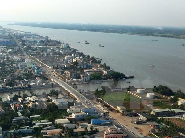 Fortalecen relaciones ciudades de Vietnam y Laos hinh anh 1