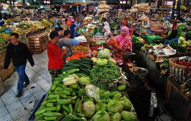 Reportan en Indonesia ligero aumento de la inflacion en mayo hinh anh 1