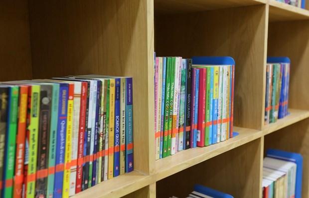 Bibliotecas comunitarias estimulan la lectura en Vietnam hinh anh 1