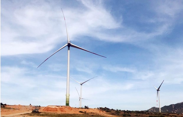 Discuten medidas para promover financiacion de proyectos eolicos en Vietnam hinh anh 1