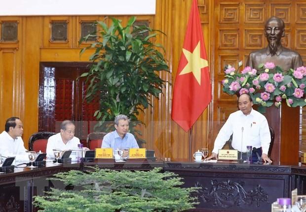 Instan a provincia vietnamita de Thua Thien-Hue a movilizar recursos para el desarrollo infraestructural hinh anh 1