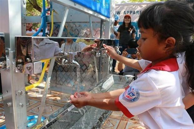 Incrementa Japon apoyo a un proyecto sobre gestion del agua en Vietnam hinh anh 1