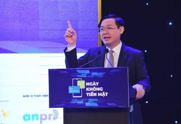 Destacan en Vietnam beneficios de pagos sin efectivo hinh anh 1