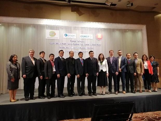 Cuatro paises de la ASEAN abordan el desarrollo del turismo de salud hinh anh 1