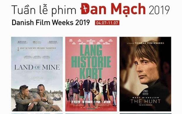 Anuncian Semana del Cine de Dinamarca en Vietnam hinh anh 1