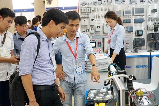 Inauguran Exhibicion de la Industria y Produccion de Vietnam 2019 hinh anh 1