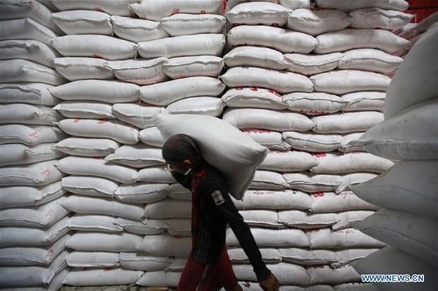 Planea Myanmar exportar 100 mil toneladas de arroz a China este ano hinh anh 1