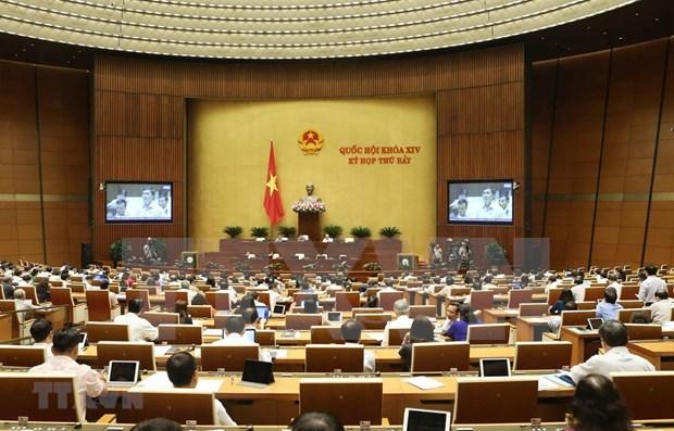Proponen utilizar en Vietnam el pasaporte electronico hinh anh 1