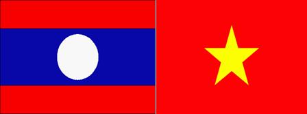 Firman provincias vietnamita y laosiana memorando de cooperacion sindical hinh anh 1