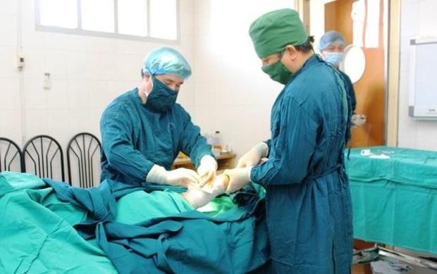 Realizan en Vietnam operaciones quirurgicas gratuitas a ninos de minorias etnicas hinh anh 1