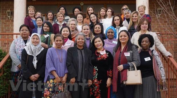 Promueven la cultura vietnamita en Australia hinh anh 1